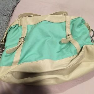 Forever 21 Blue Purse